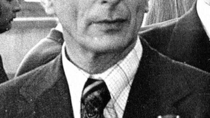 Pogrzeb pierwszego dyrektora Rafinerii Nafty w Gdańsku