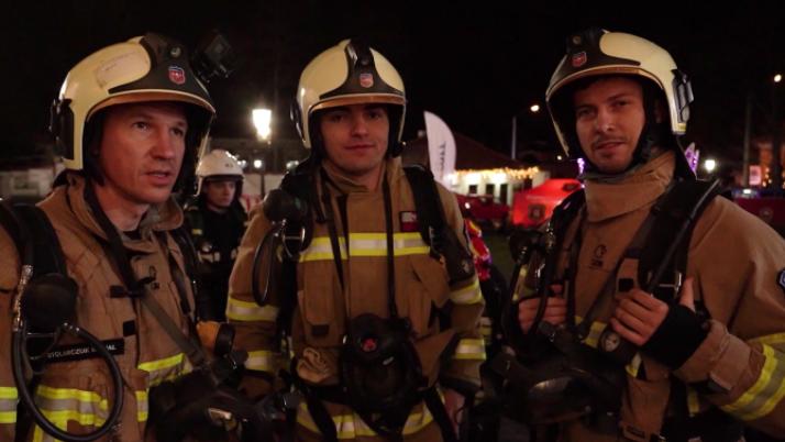Strażacy z LOTOS najlepsi w barbórkowym XI turnieju Strażaków i Ratowników