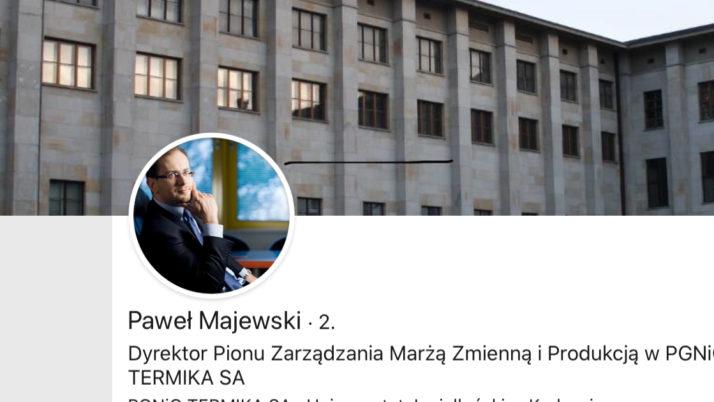 Paweł Majewski prezesem Lotosu