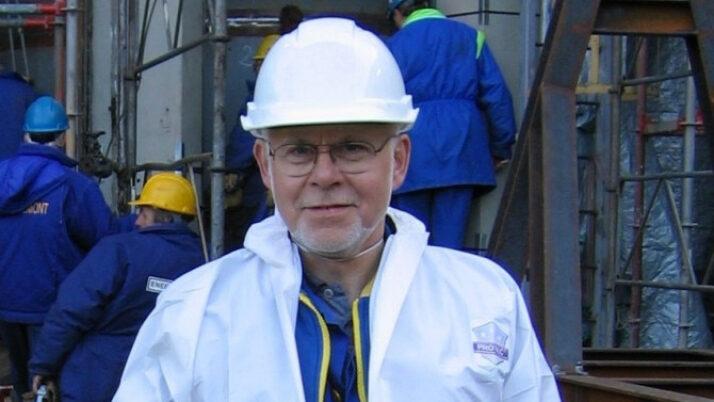 45 lat Andrzeja Katrzyńskiego w rafinerii